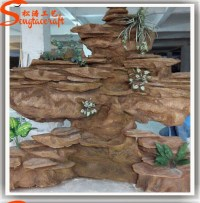 Artificial Indoor Decorative Waterfall Customized Size ...