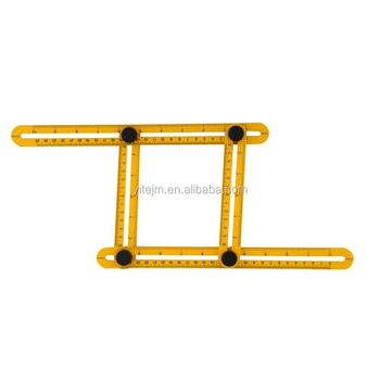 Multi-angle Measuring Ruler Great Template Tool For Your Tool Box
