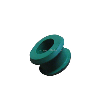 Dustproof Auto Wire Harness Black Silicone Rubber Grommets - Buy