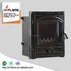 NEW Cast wood burning fireplace for wood burning with water jacket