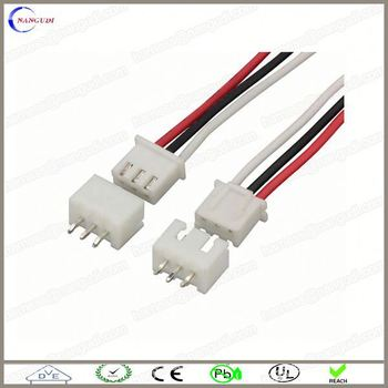 3 Pin Amp Connector Wire Harness