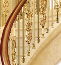 Luxury Copper Stairs Railings For Home - Buy Stairs ...