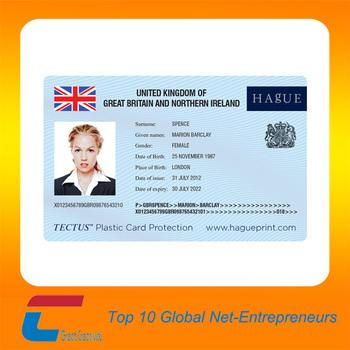 company employee id card free samples buy employee id card seal
