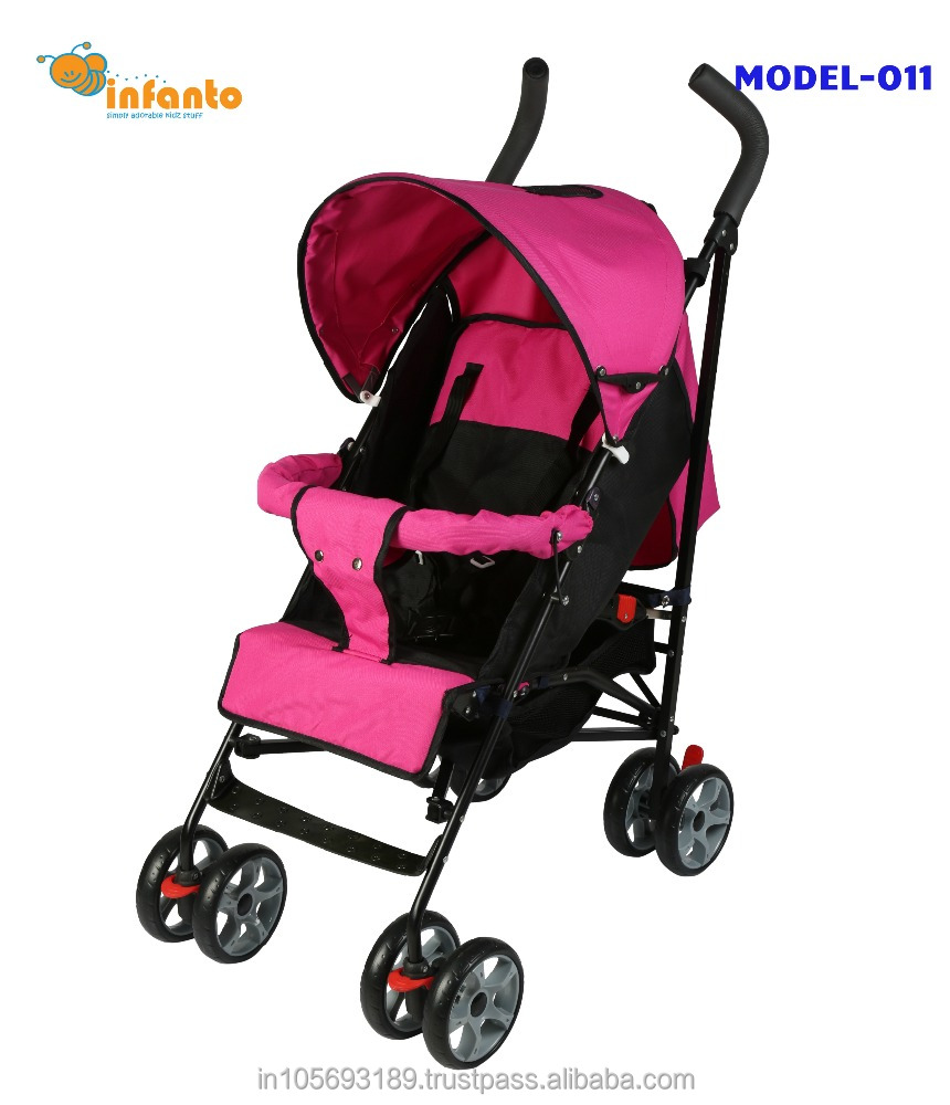 Buggy Stroller India Factory Low Price Natraj Baby Buggy Stroller 3 In 1 Buy Baby Stroller 3 In 1 Attractive Pink And Black Baby Stroller Name Brand Baby Stroller