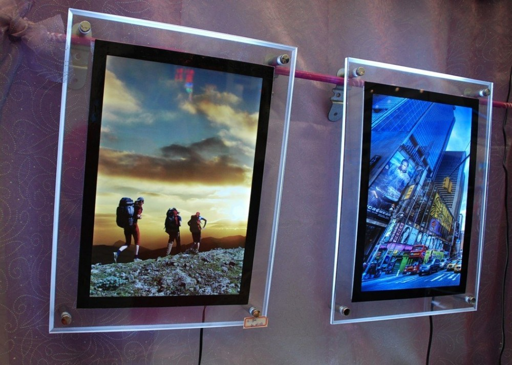 98 Indoor Or Outdoor Fabric Movie Poster Light Box