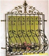 Wrought Iron Window Grill Design - Buy Wrought Iron,Cast ...