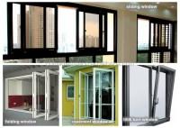 Modern Design White As2047 Standard Burglar Proof Window ...