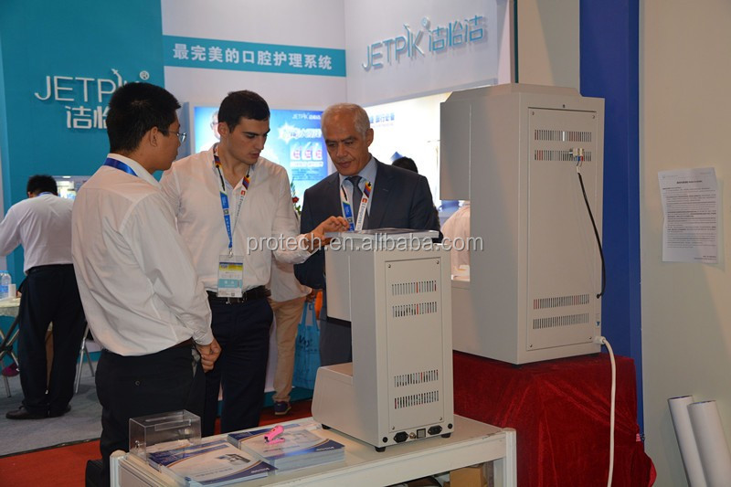 Large Easy Read Touch Screen For Vacuum Dental Denture
