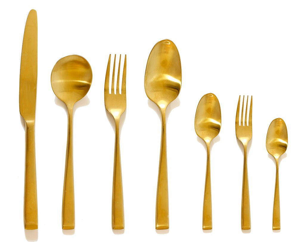 Gold Cutlery Sets Gold Plated Cutlery Set Buy Gold Plated Dinnerware Set Stainless Steel Cutlery Sets Luxury Cutlery Set Product On Alibaba