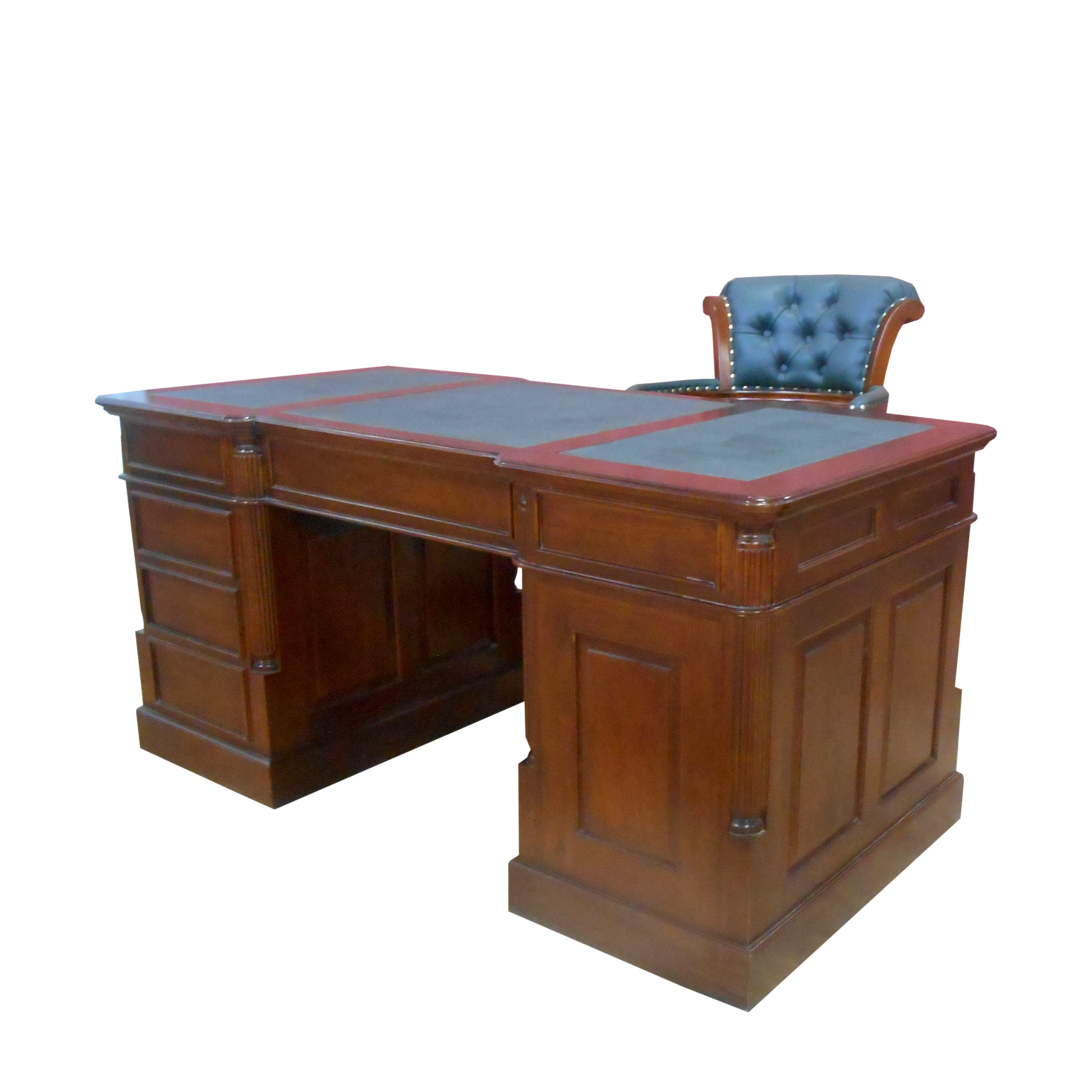 Classic Table Office Classic Furniture Mahogany Indonesia Partner Desk Classic Office Furniture Buy Office Furniture Office Desks Classic Home Office Furniture Product
