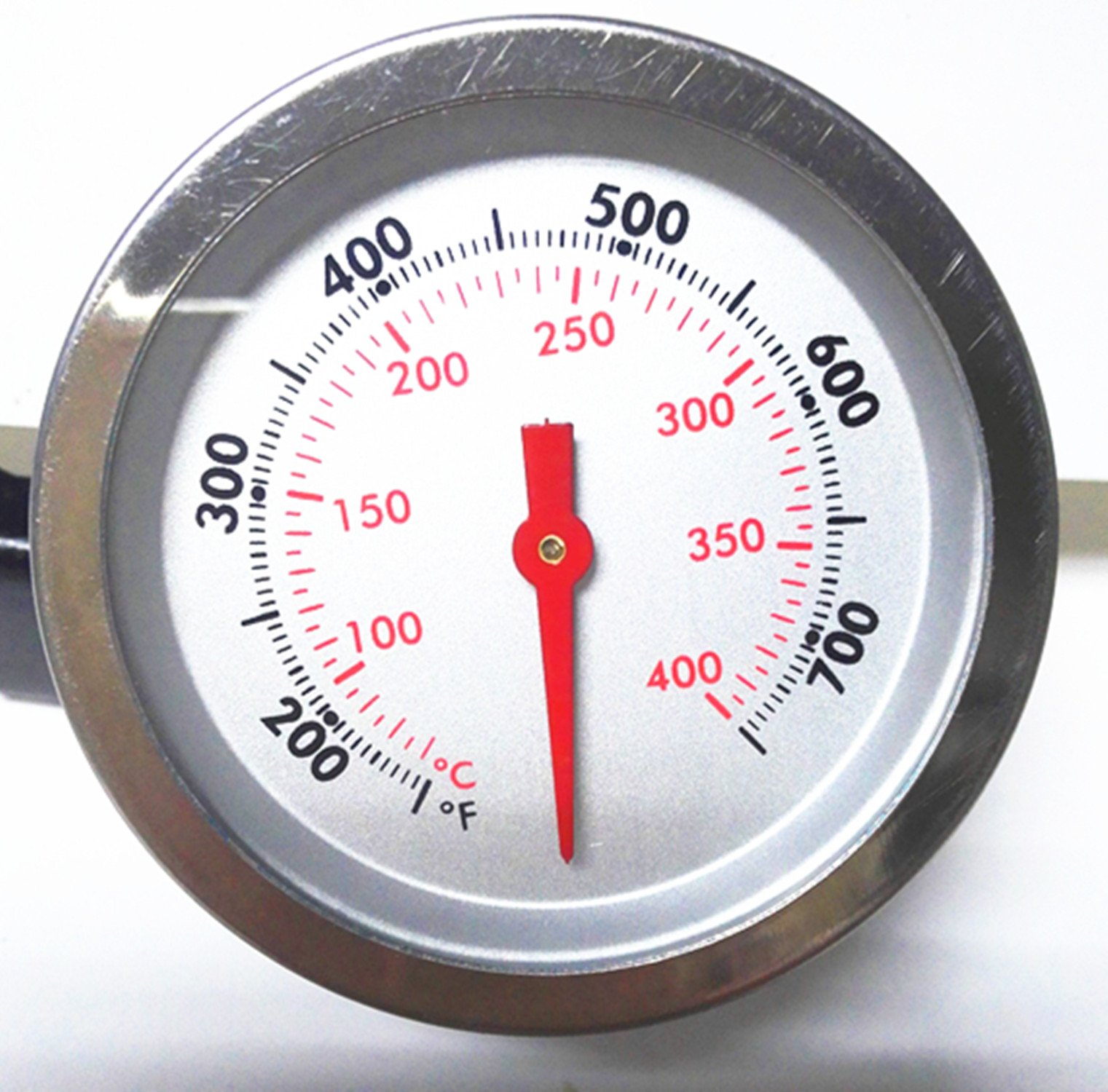 Weber Grill Thermometer Buy Weber Replacement Thermometer 67731 Center Mount 2 3 8