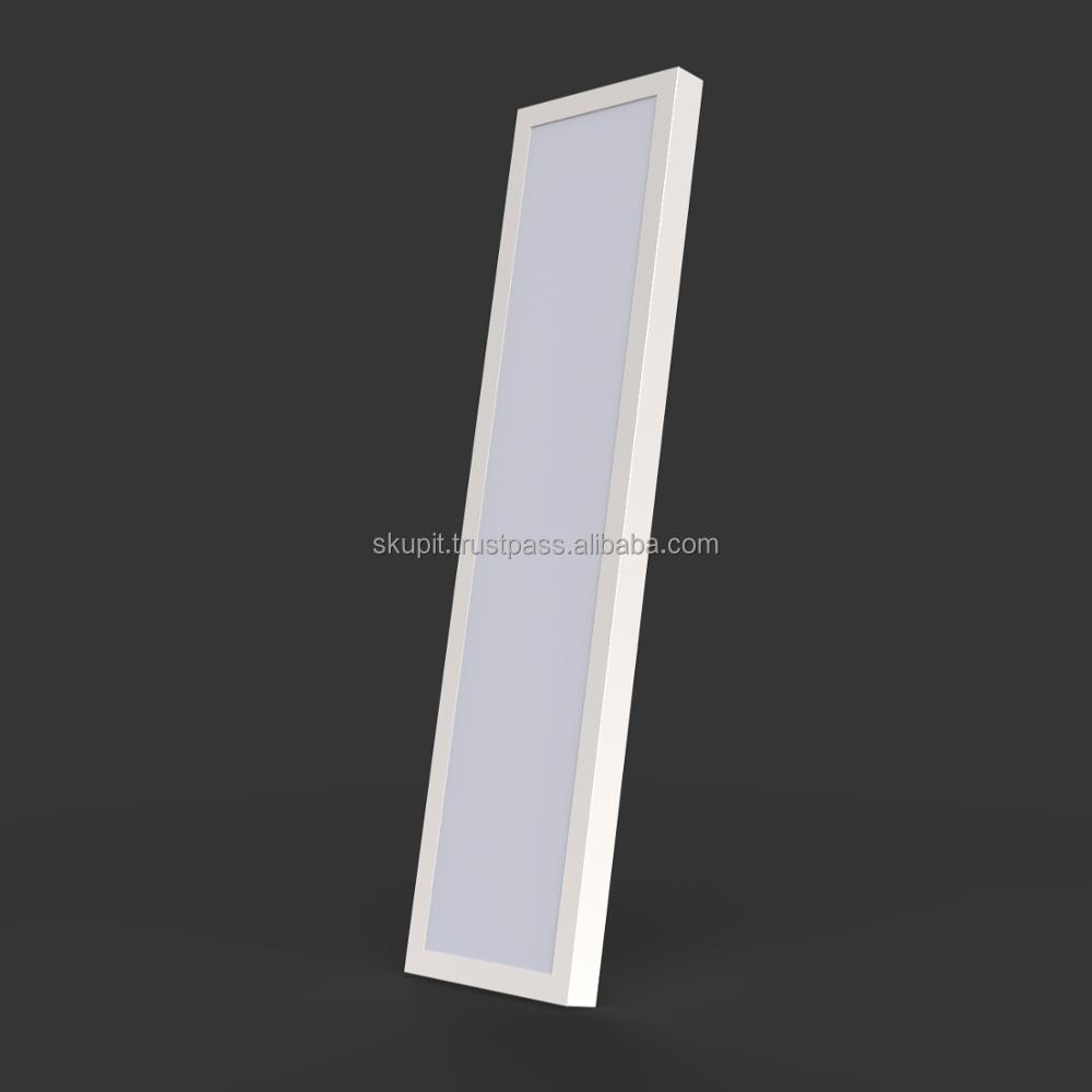 Panel Light 30x120 Surface Mounted Led Panel Light Buy Panel Light Backlight Panel Surface Mounted Led Ceiling Light Product On Alibaba