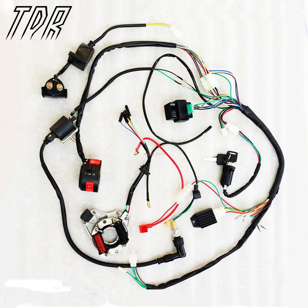 Roketa 70cc Atv Wiring Diagram Auto Electrical 2007 110cc Coolster Sunl Go Kart Parts