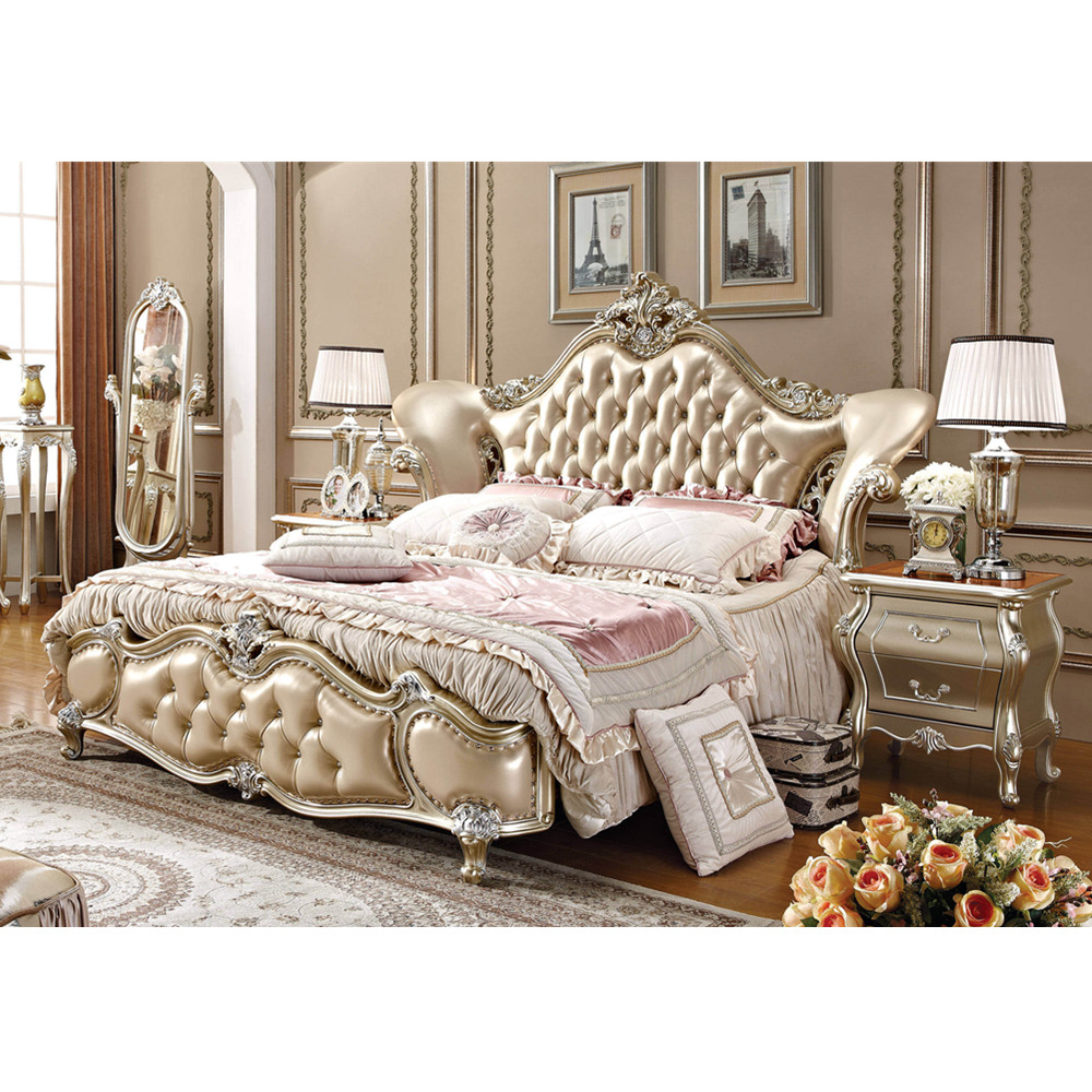 Elegant Italian Furniture Design European Bedroom Furniture Sets Buy Bedroom Furniture Sets Antique Bedroom Furniture Set Luxurious King Bedroom Furniture Sets Product On Alibaba Com