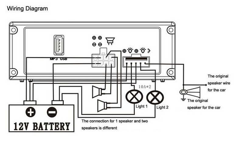 master com siren controller wiring diagram