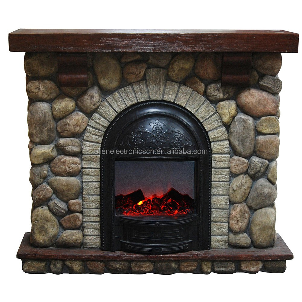Stone Effect Fake Flame Electric Fireplace With Faux Stone Mantel Cheminee Electrique Buy Fake Flame Electric Fireplace Faux Stone Electric Fireplace Cheminee Electrique Product On Alibaba Com