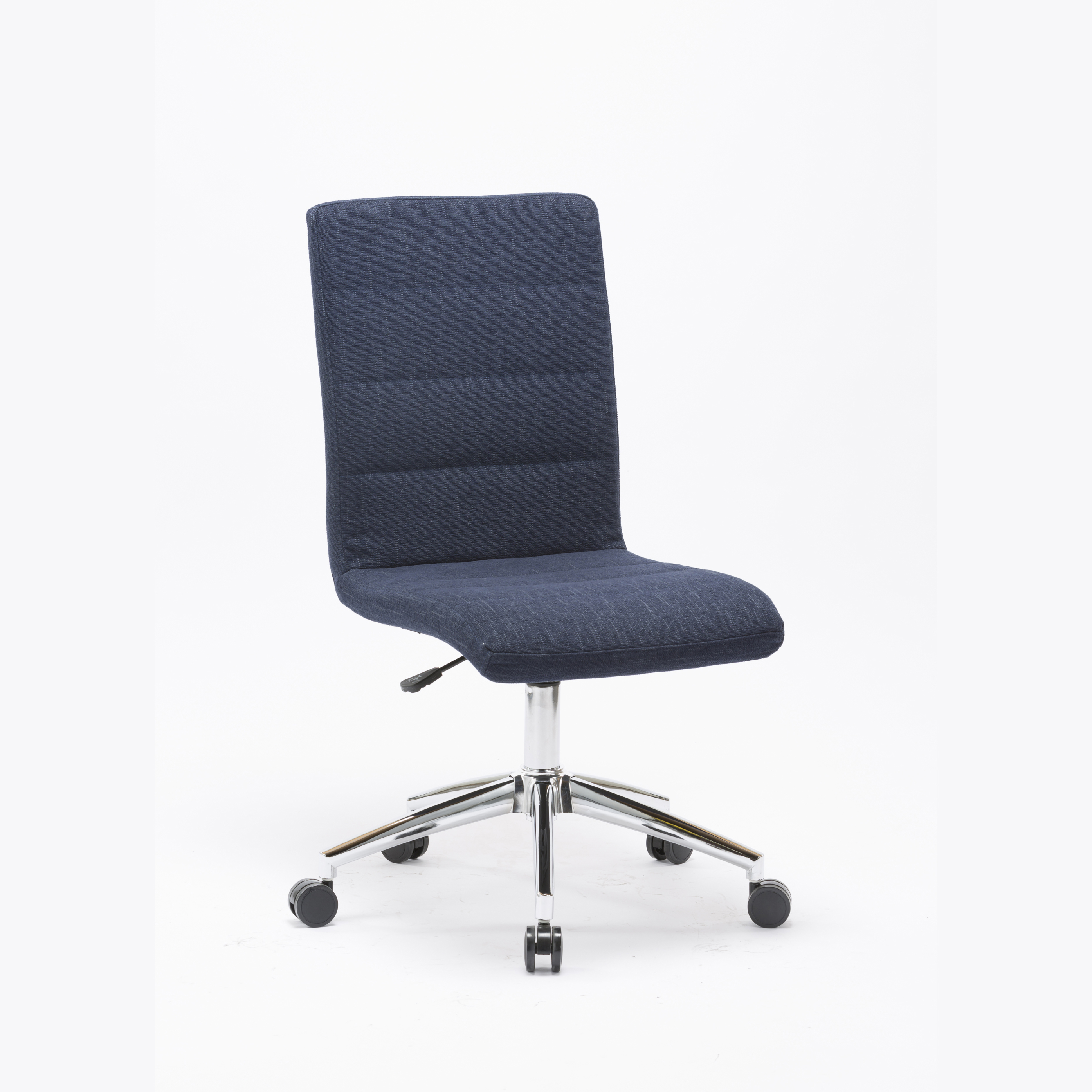 Blue Office Chair Fabric Office Chair Without Arms Modern Swivel Chair Executive Chair Wholesale Buy Amazon Office Chairs High Back Office Chair Swivel Office Chair Product On Alibaba Com