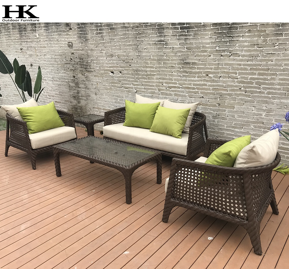 Foshan Wholesale Project Custom Garden Plastic Outdoor Synthetic Rattan Sofa Set Buy Rattan Sofa Set Poly Rattan Sofa Set Plastic Rattan Sofa Set Product On Alibaba Com