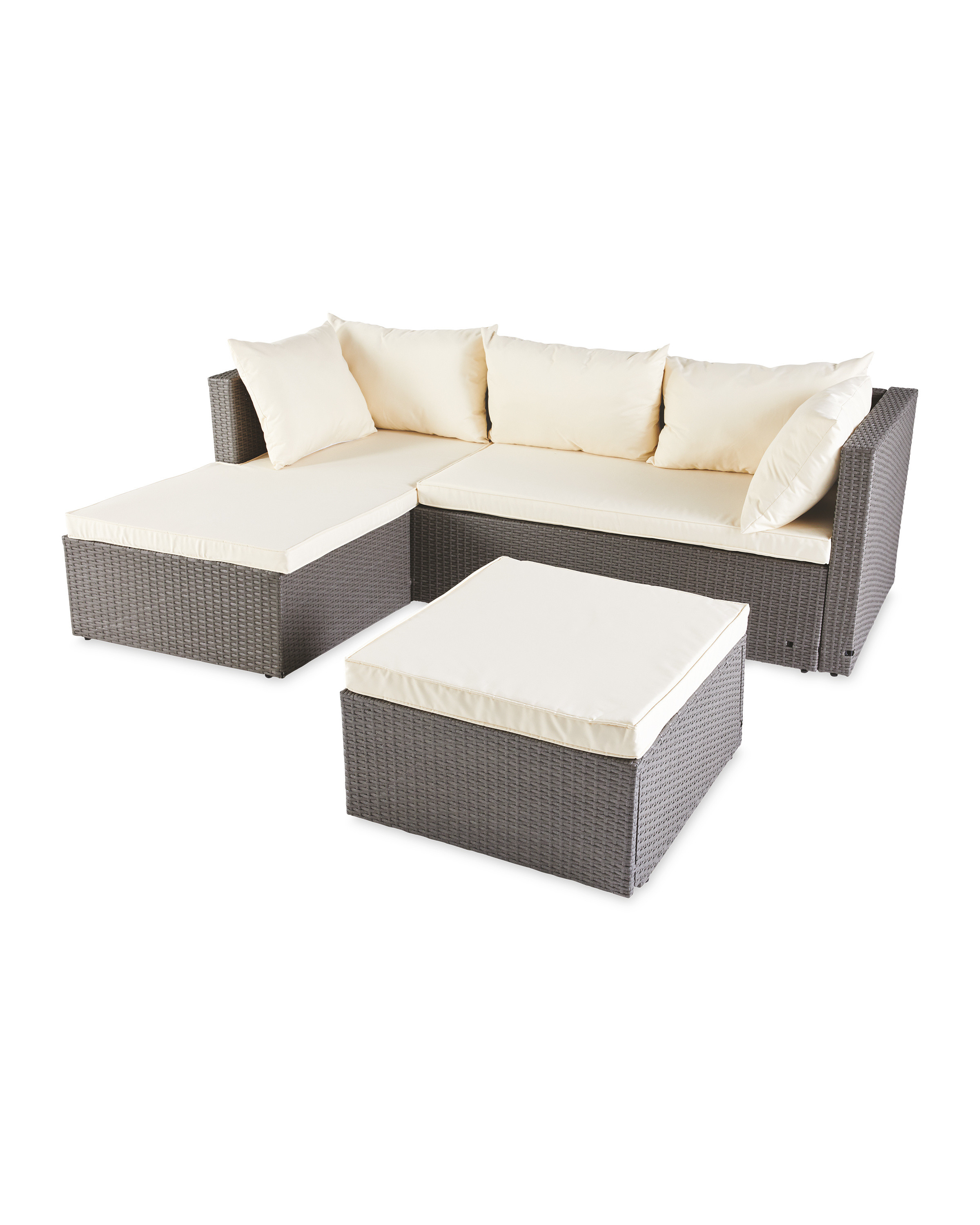 Couchtisch Aldi D.l Outdoor Furniture With Cream Cushion Poly Rattan Sofa Set - Buy Rattan Outdoor Furniture,rattan Round Outdoor Furniture,garden Treasures Outdoor Furniture Product On Alibaba.com