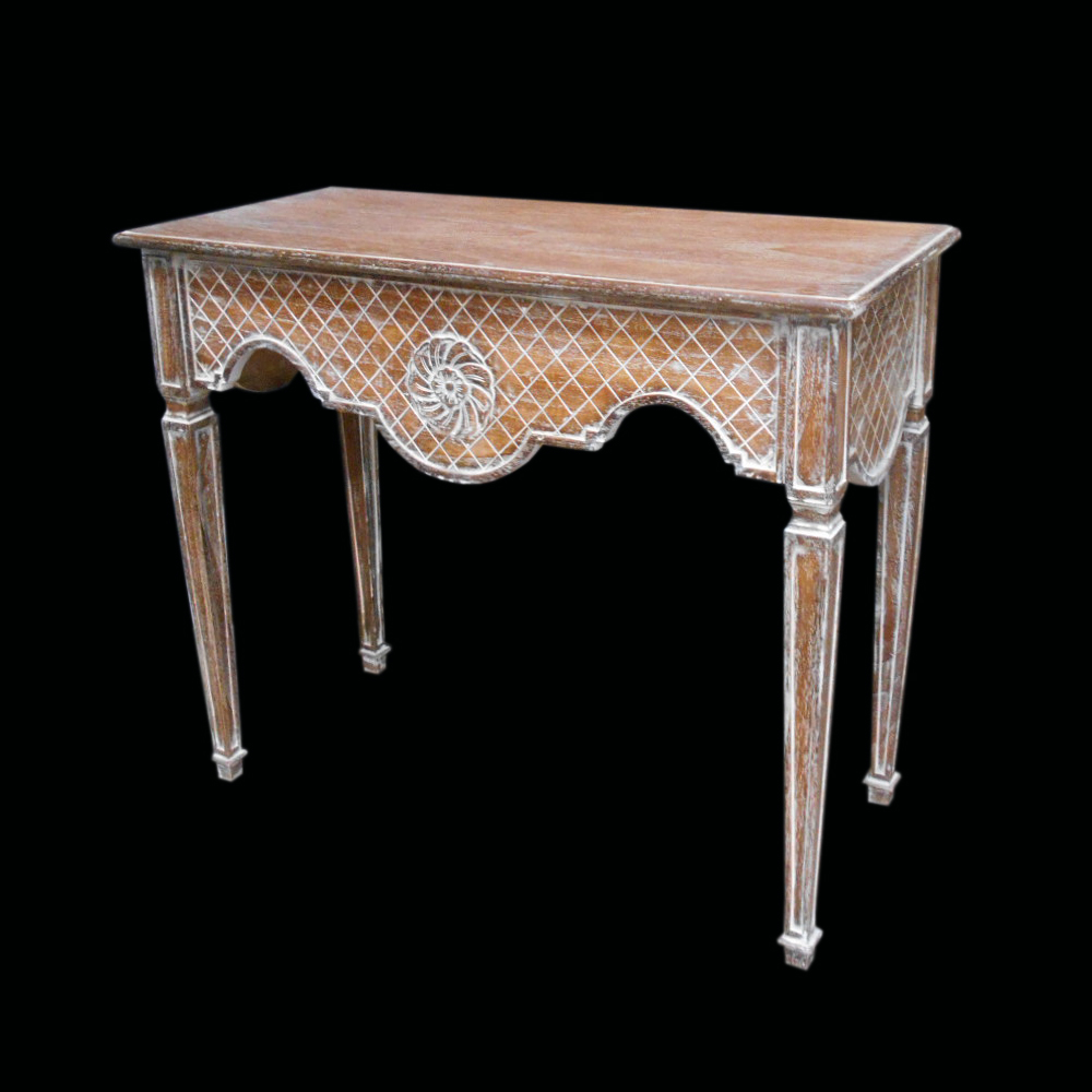 Carved Furniture Weathered Oak Console Table For Living Room Furniture And Bedroom Made From Furniture Manufacturer Buy Furniture Console Table Furniture Console Table Wood Furniture Product On Alibaba Com