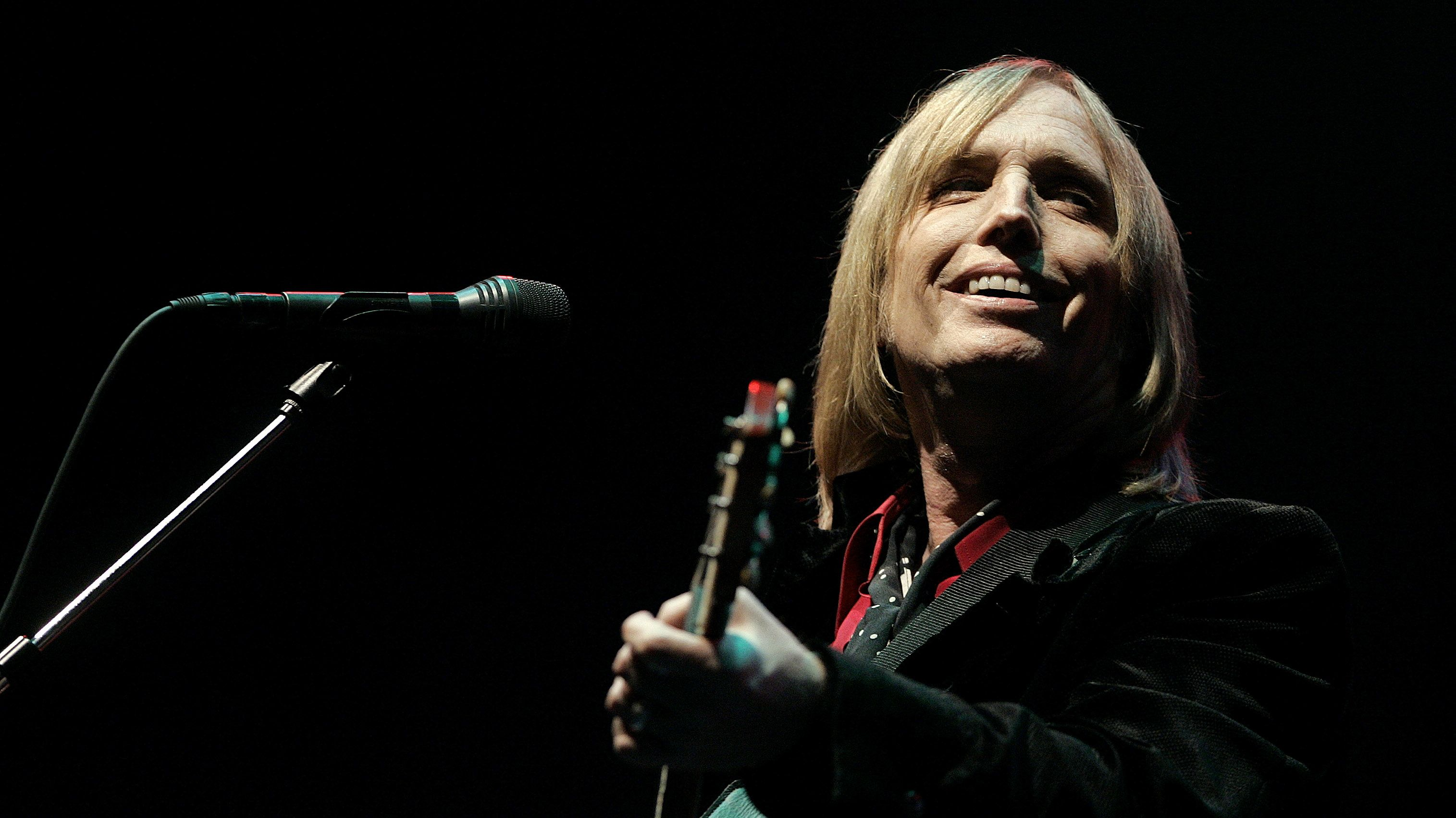 Tom Online A Face In The Crowd My Tom Petty Experience Scad Radio