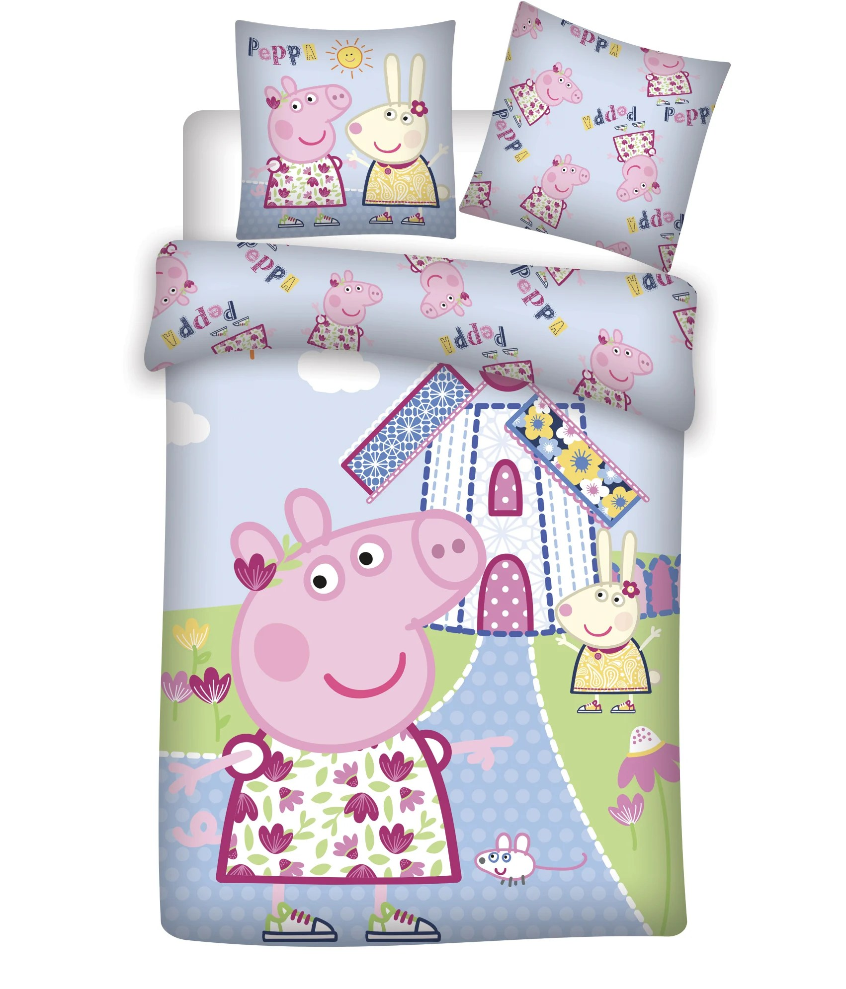 Kaufe Bed Linen Junior Size 100 X 140 Cm Peppa Pig 1000382