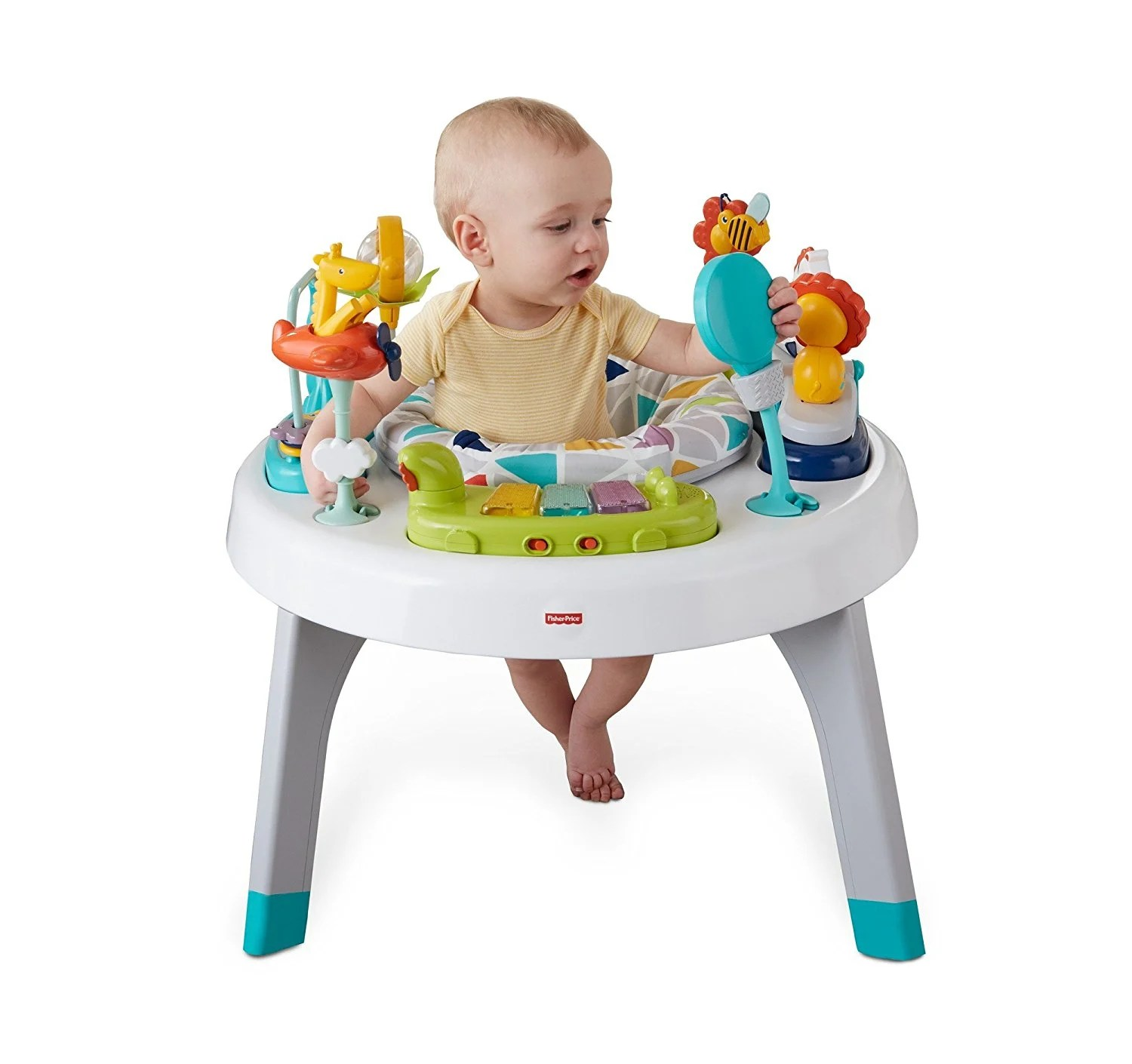 Kaufe Fisher Price 2 In 1 Sit To Stand Activity Centre