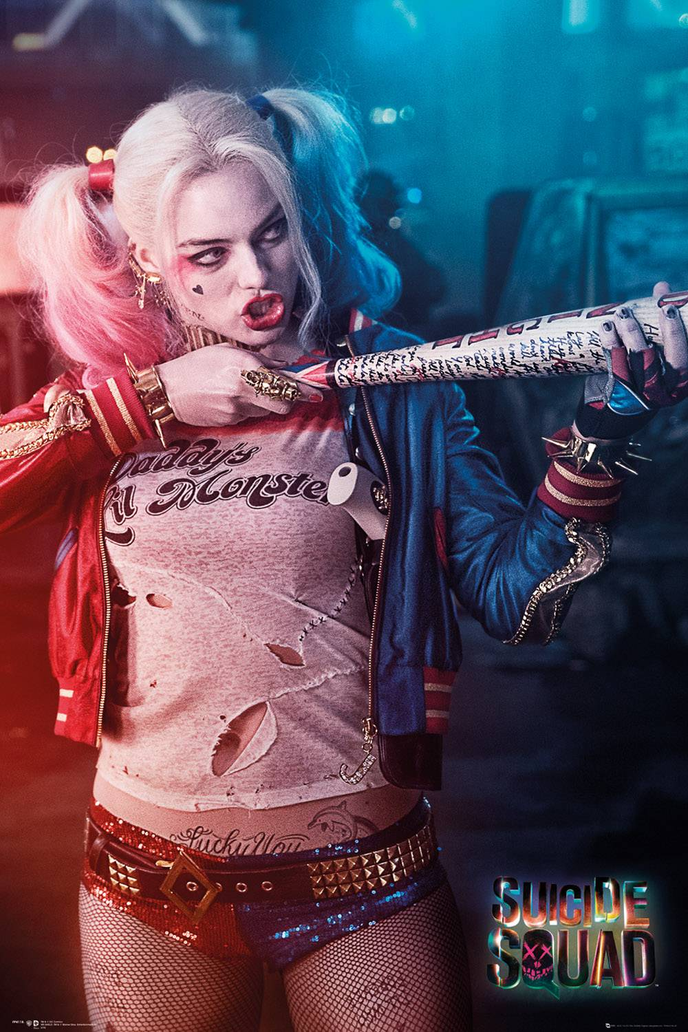 Harley Quinn Bettwäsche Kaufe Suicide Squad Harley Quinn Maxi Poster