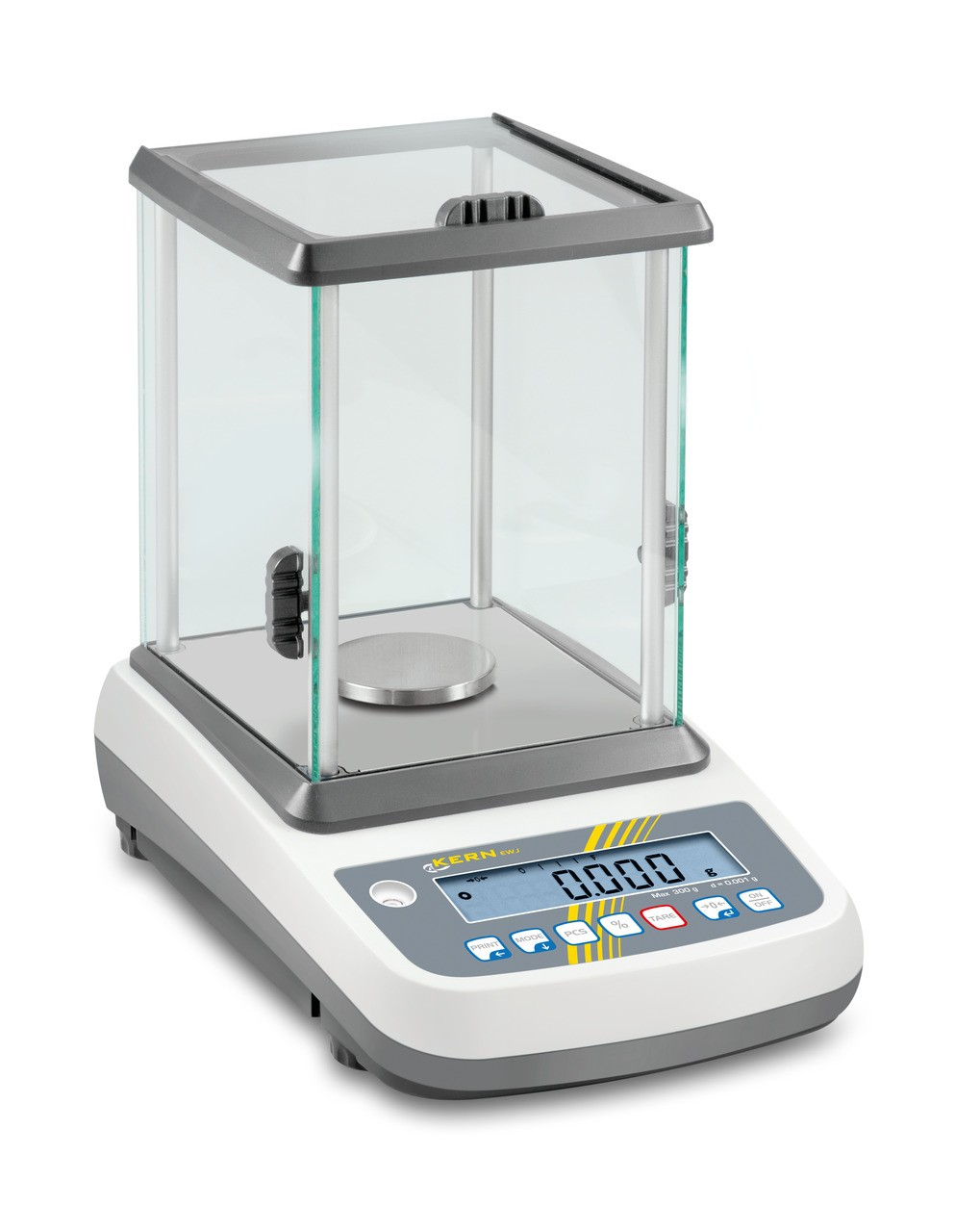 Precision Scale Kern Ewj 300 3h Precision Balance With Automatic Internal Adjustment
