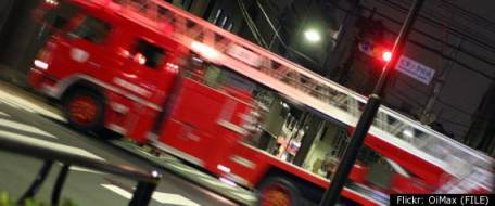 Volunteer Firefighter, Accused Of Drunken Fire Truck Joyride