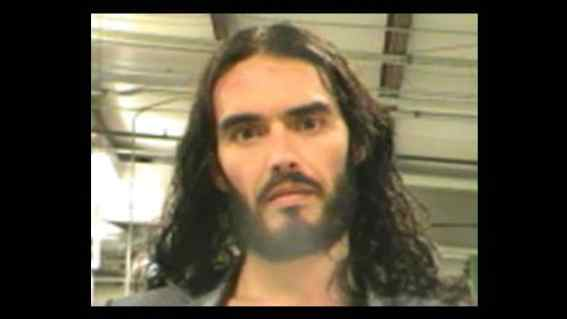 Russell Brand would like you to know hes still news worthy
