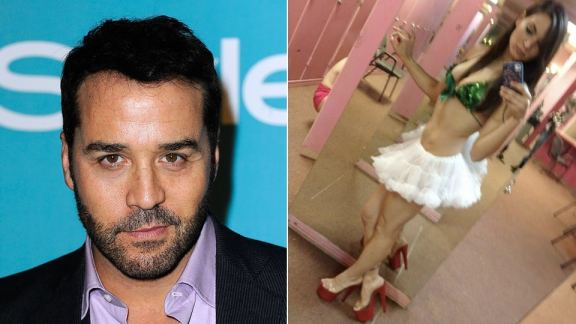 Sarah Tressler reckons Jeremy Piven gives lousy head. Oh well...