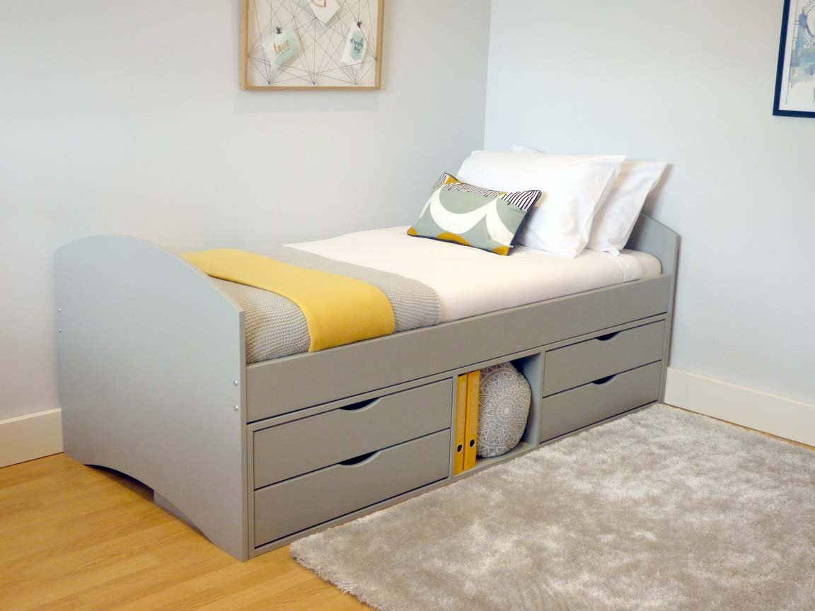 Childrens Beds With Storage Kids Storage Bed Richmond Childrens Storage Bed