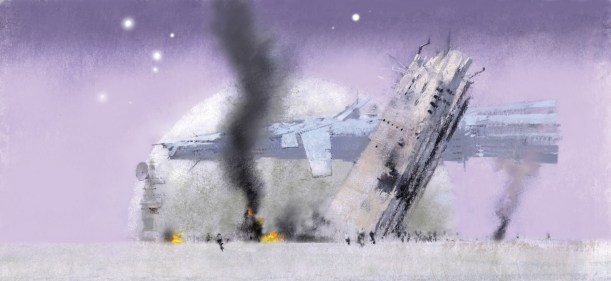 After the Coup. Art by John Harris