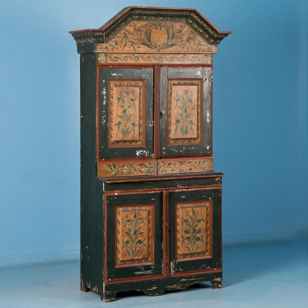 Antique European Kitchen Cabinets Cabinets And Cupboards Scandinavian Antiques European