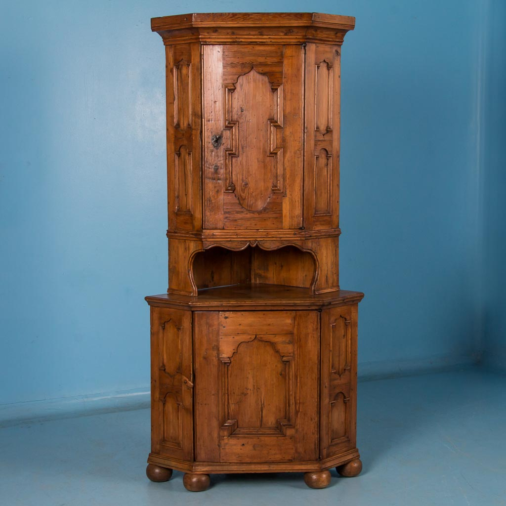 Antique European Kitchen Cabinets Corner Cabinets Scandinavian Antiques European Antiques