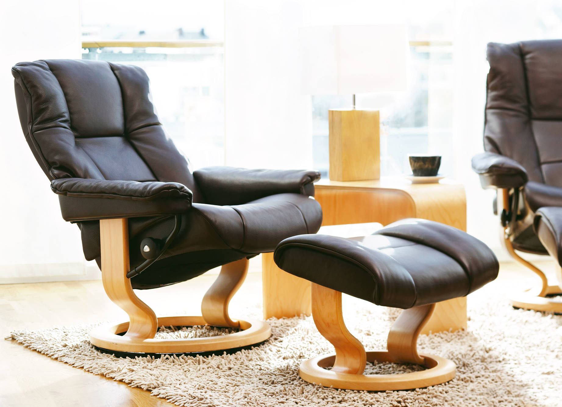 Stressless Video More About Stressless Scan Decor