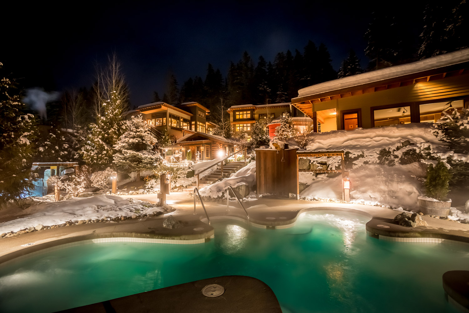 Nordic Scandinave Relaxation In The Heart Of Nature Scandinave Spa
