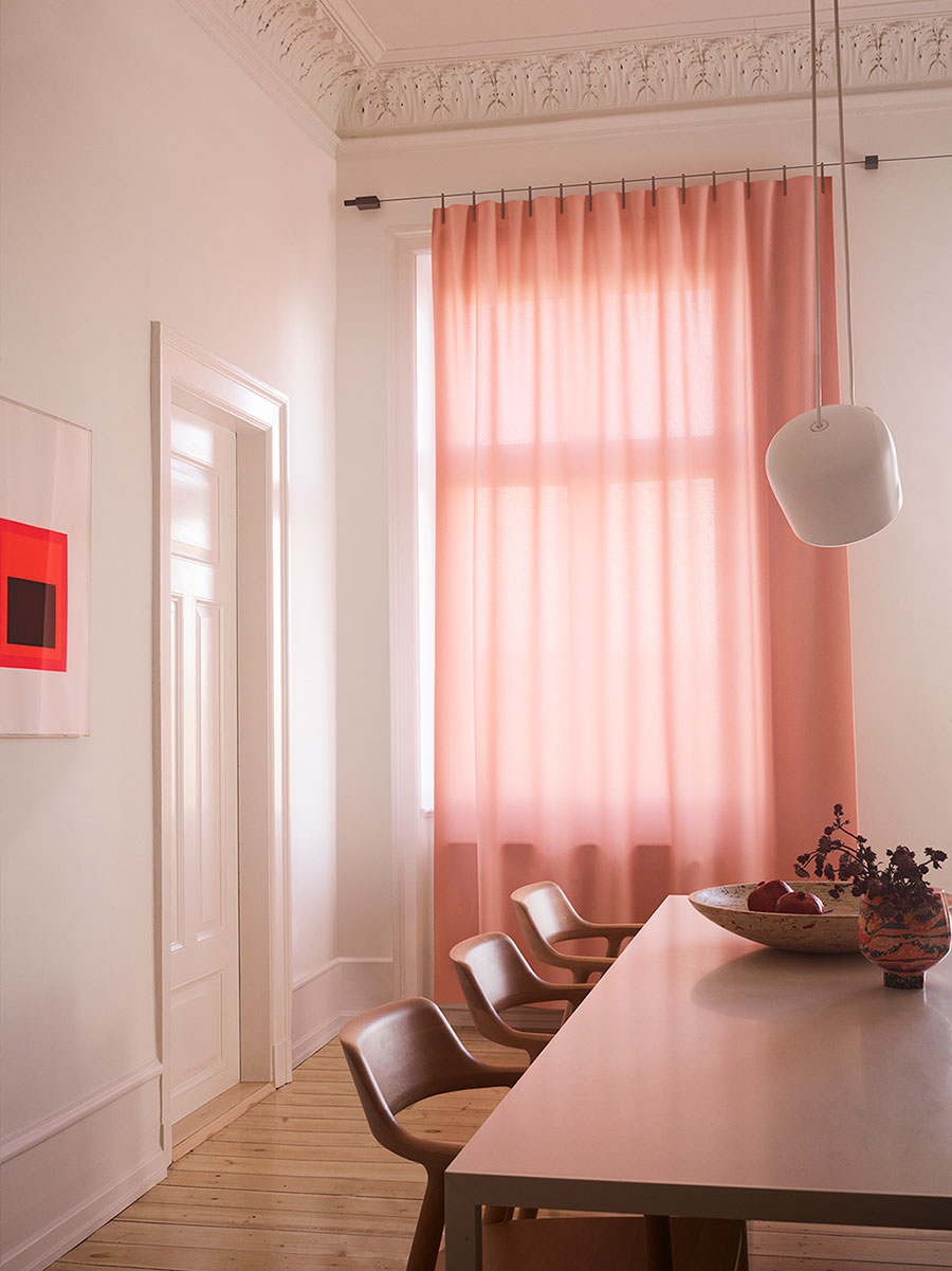 Scandinavian Ready Made Curtains Kvadrat Ready Made Curtains Design Ronan Erwan Bououllec 2017