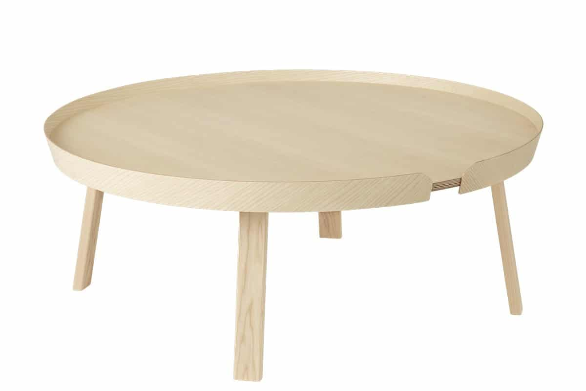 Muuto Around Coffee Table Scandinavian Design House Wien