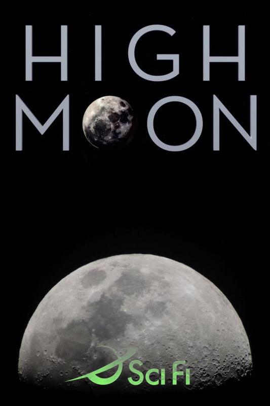 High Moon Pilot Poster