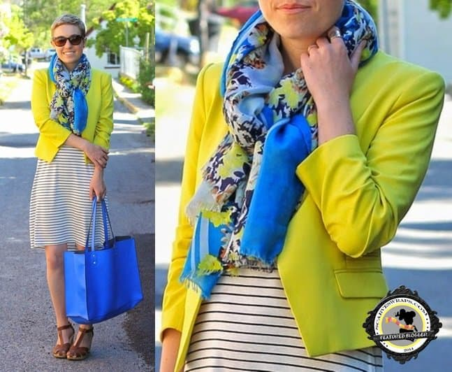 20 Chic And Creative Ways To Wear A Summer Scarf