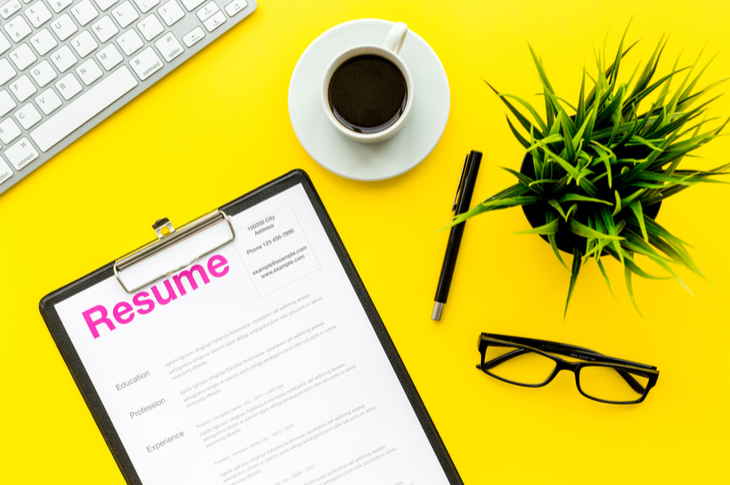 Marketing resume Tips and tricks to create the perfect one - Scatter