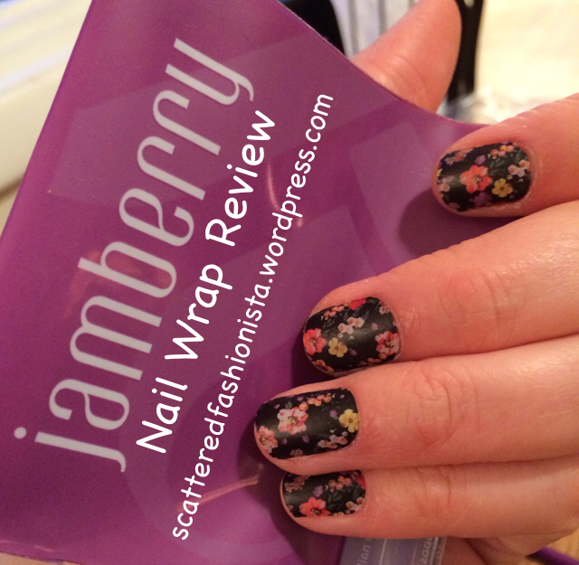 Jamberry Nail Wrap Review Scatteredfashionista
