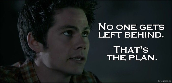 Old Friends Quotes Wallpaper 10 Best Teen Wolf Quotes From Creatures Of The Night 5x01