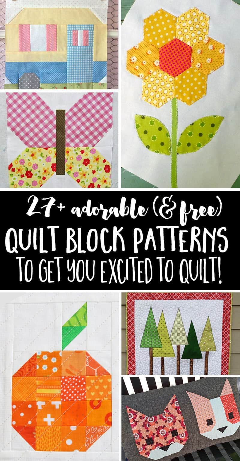 Pinterest Christmas Quilted Wall Hangings 27 Free Quilt Block Patterns