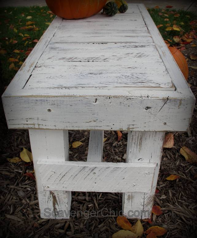 Rustic Bench diy, pallet wood bench, handmade bench, pallet wood projects