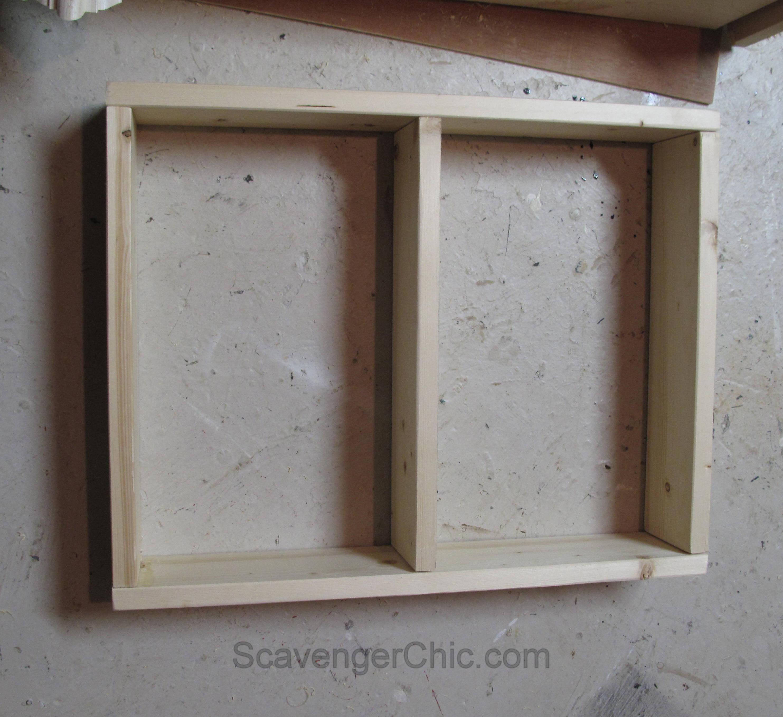 Diy Mirror Tv Cabinet: Create A Medicine Cabinet From A Mirror Diy