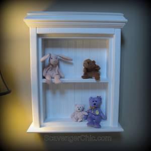 Create a Medicine Cabinet/ shelf diy