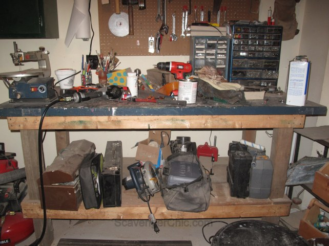 workshop before picture